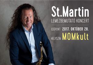 Lemezbemutató koncert | 2017. október 28.