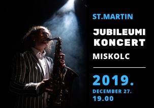St. Martin Jubileumi koncertje - Valóra vált álmok